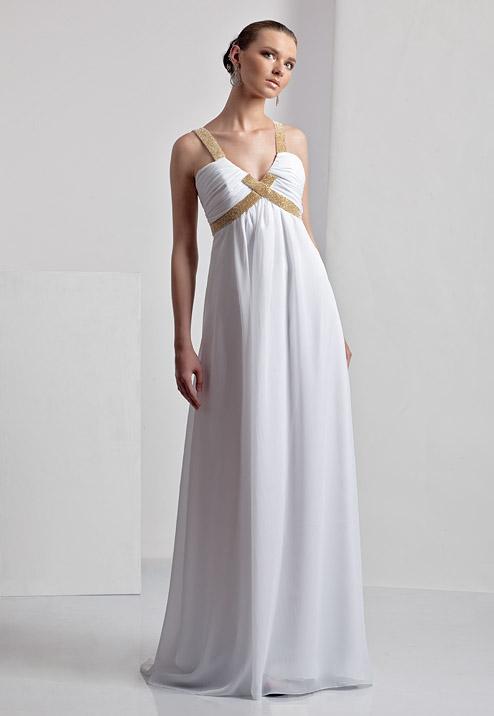 свадебное платье, Греция